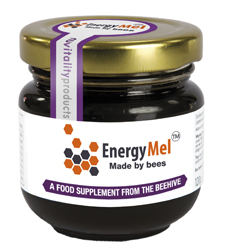 EnergyMel 120gms from Life Mel Honey Range