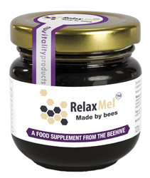 Relax Mel Honey 120gms from Life Mel Honey Range