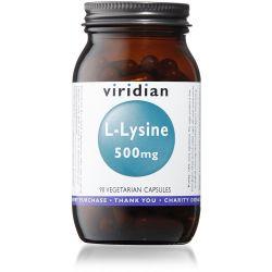 L-Lysine 500mg - 90 Veg Caps