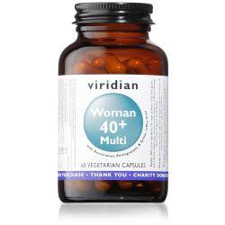 Viridian Women 40+ Multivitamin - 60 Veg Caps