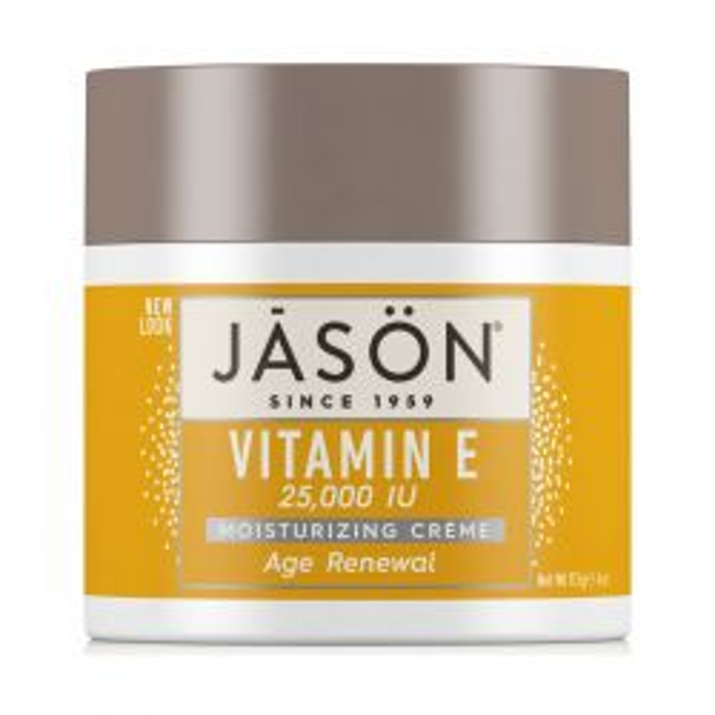 Jason Age Renewal Vitamin E Crème 25,000 IU 120g