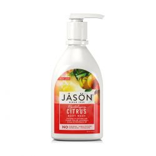 Jason Revitalizing Citrus Body Wash 900ml