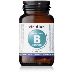 Viridian Co-Enzyme B Complex -  30's