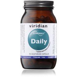 Viridian Synerbio Daily - 90 Veg Caps