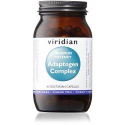 Viridian Maxi Potency Adaptogen Complex - 90 Veg Caps