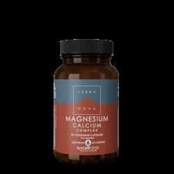 Terranova Calcium Magnesium Complex Veg. Caps. 50's
