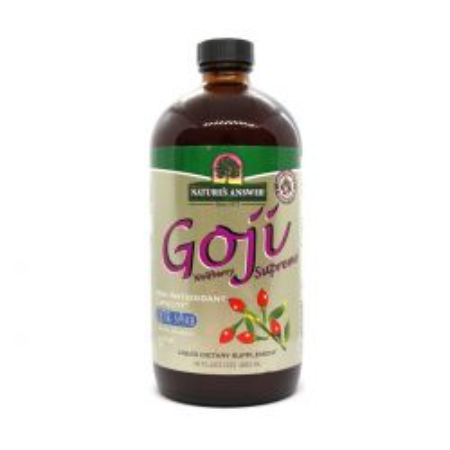 Nature's Answer Goji Juice