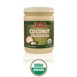 Nutiva Organic Coconut Manna 2.27kg