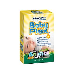 Nature's Plus Animal Parade Baby Plex Liquid Drops