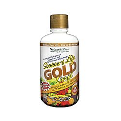 Nature's Plus Source of Life Gold Liquid 8 oz.