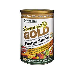 Nature's Plus Source of Life Gold Energy Shake 0.97lb