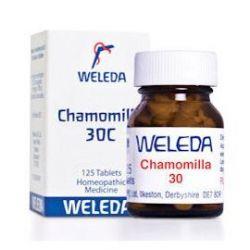 Weleda Chamomilla 30c 125tab