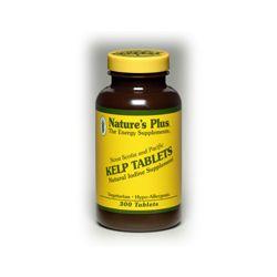 Nature's Plus Kelp Tablets 300's