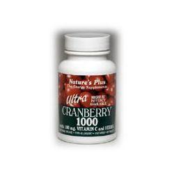 Nature's Plus Ultra Cranberry 1000 Sustained Release Tablets 60's