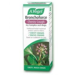 A.Vogel Bronchoforce Chesty Cough Ivy Complex 50ml