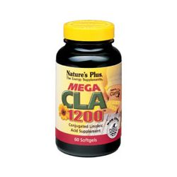 Nature's Plus Mega CLA 1200mg 60's