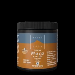 Terranova Intense Maca & Reishi Super-Shake Powder 224G's