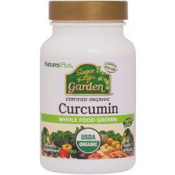 Nature's Plus Source of Life GARDEN ORGANIC CURCUMIN 400MG CAP 30