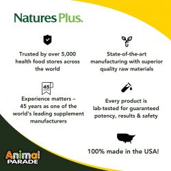 Nature's Plus Animal Parade  Assorted Flavour 180's