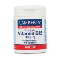 LAMBERTS VITAMIN B12 100 µg Tabs 100