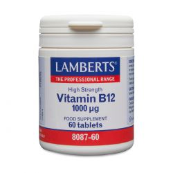 LAMBERTS VITAMIN B12 1000 µg