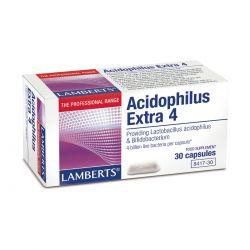 LAMBERTS ACIDOPHILUS EXTRA 4 30's