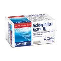 LAMBERTS ACIDOPHILUS EXTRA 10  60's