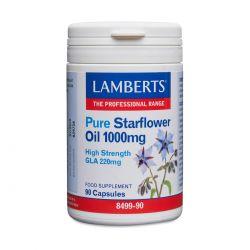 LAMBERTS PURE STARFLOWER OIL 1000 Mg 90's