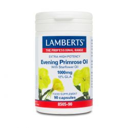 LAMBERTS EVENING PRIMROSE OIL+ STARFLOWER 90's