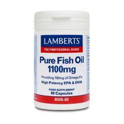 LAMBERTS PURE FISH  OIL 1100 Mg 180's