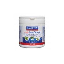 LAMBERTS OracOmega high strength fish oil plus 2,500 120's