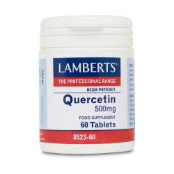 LAMBERTS QUERCETIN 500mg 60'S