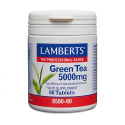 LAMBERTS GREEN TEA 2750 Mg 60'S