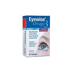 Lamberts Eyewise®Omega 3 high Strength Lutein 20mg 60's