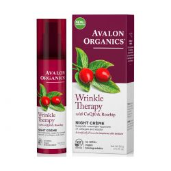 Avalon Organic Wrinkle Therapy Night Cr