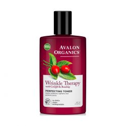 Avalon Organics Wrinkle Therapy Perfecting Toner