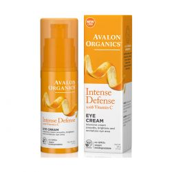 Avalon Organic Intense Defense Eye Cream
