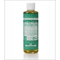 Dr. Bronner's Almond Organic Liquid Soap 1000ml