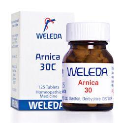 Weleda Arnica 30c Tablets 125's