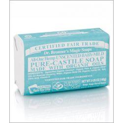 Dr. Bronner's Baby Mild Bar Soap 140g