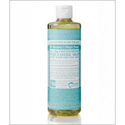 Dr. Bronner's Baby Mild Liquid Soap 472ml