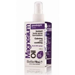 Better You Magnesium Goodnight Spray 100ml