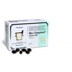 Pharma Nord Bio-Ubiquinol TM Active QH – 100mg (Reduced form of Q10) 150's