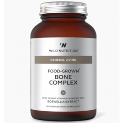 Wild Nutrition General Living Food-Grown Bone Complex 90 caps