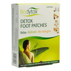 Bodytox Detox Foot Patches 14 Pack