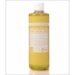 Dr. Bronner's Citrus Liquid Soap 472ml