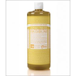 Dr. Bronner's Citrus Liquid Soap 1000ml