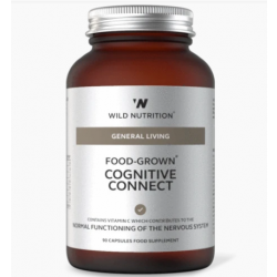 Wild Nutrition General Living Food-Grown Cognitive Connect 90 caps