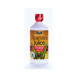 Aloe Pura Aloe Vera Juice Cranberry 1Ltr.