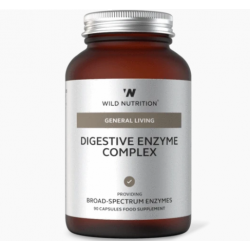 Wild Nutrition General Living Digestive Enzyme 90 caps